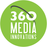 logo 360 media innovations
